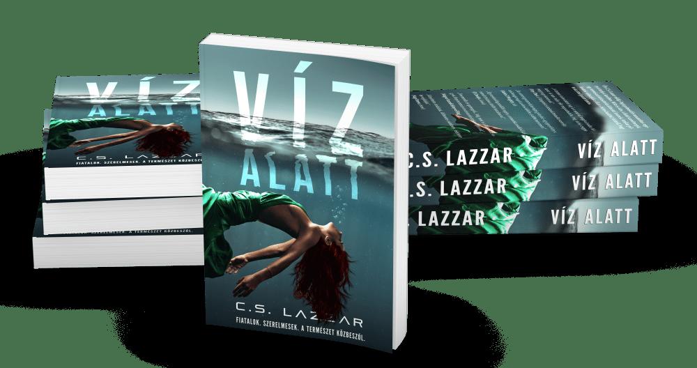 C.S.Lazzar: Víz alatt